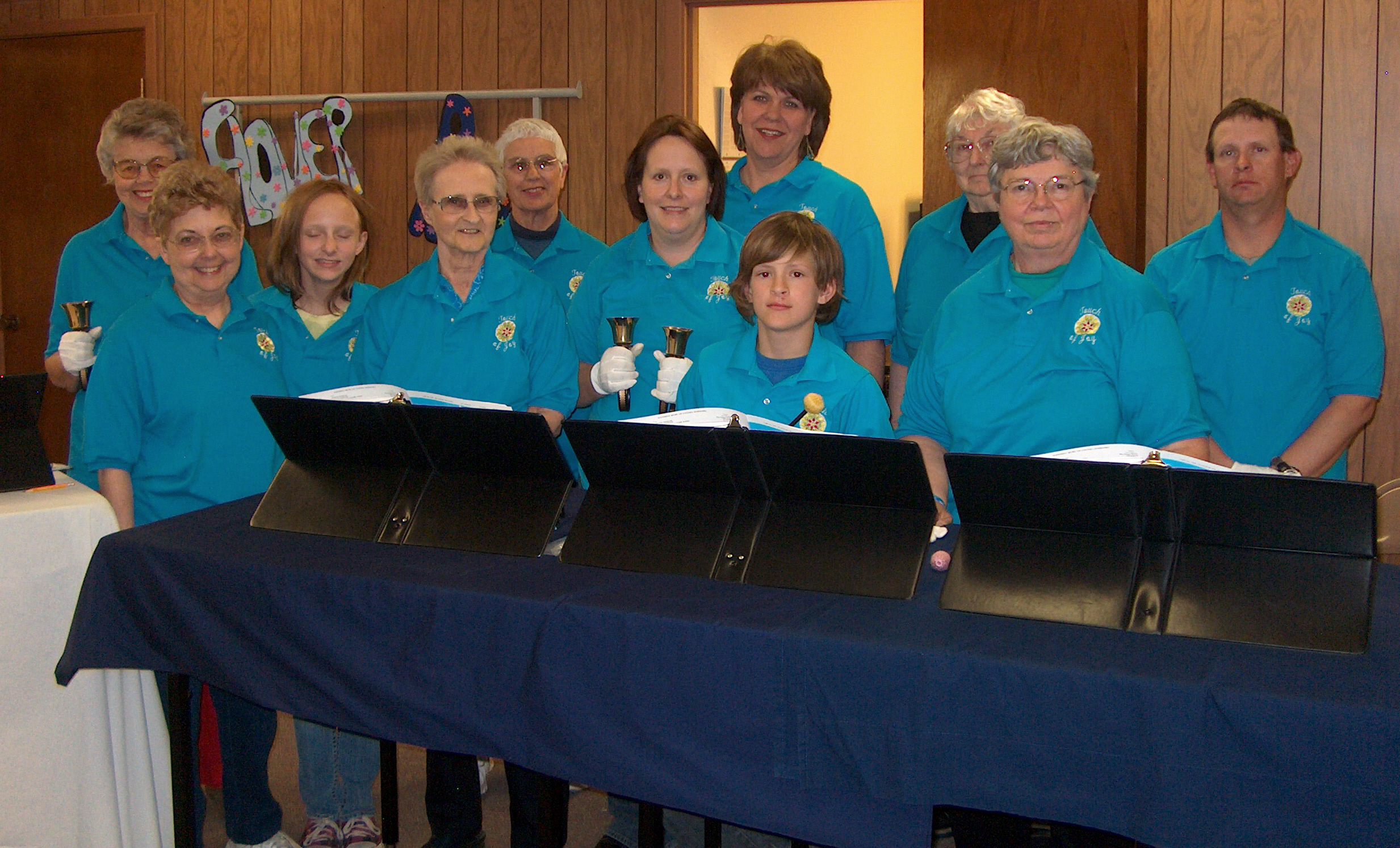 touch of joy bell ringers